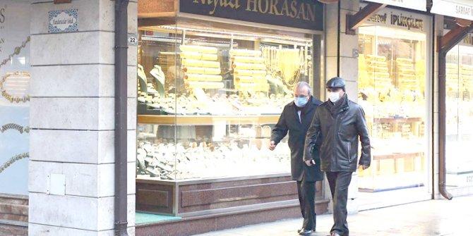 Vali Özkan'dan Bedesten esnafına ziyaret