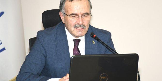 KSO'da ocak ayı meclis  toplantısı gerçekleştirildi