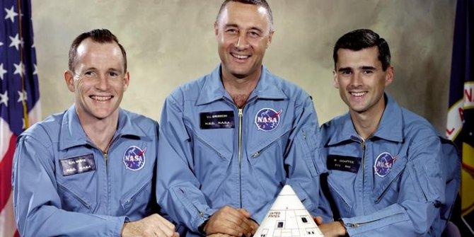 Apollo kazasının 54'üncü yıl dönümü