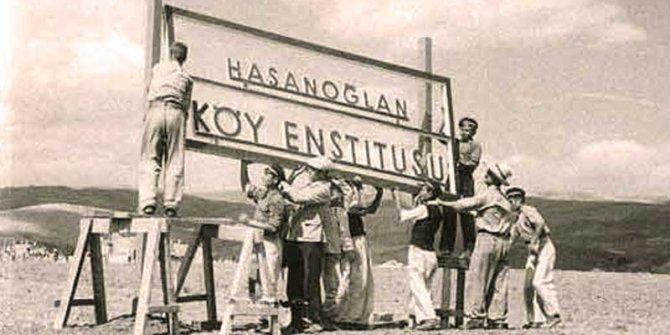 Village institutes closed in 1954