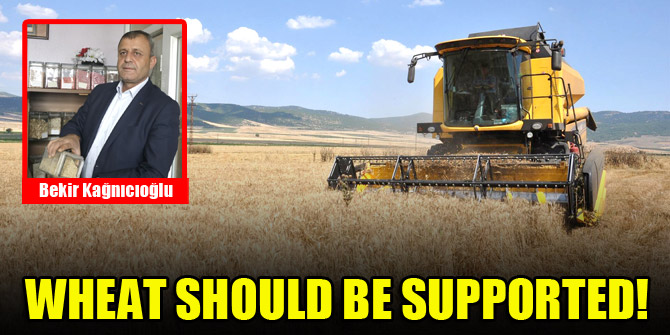 Wheat should be supported!