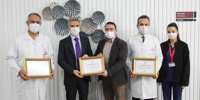 İzmir'de sağlık çalışanlarından kan bağışı kampanyası