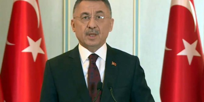 Fuat Oktay: Türkiye, dijital dönüşümü DNA kodlarına işlemiş durumda