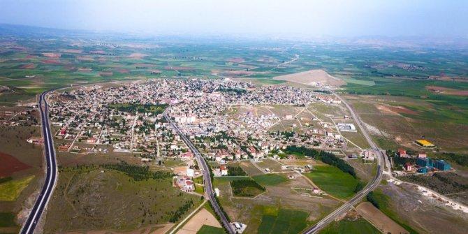 Konya'nın ilçesinde 8 bin 714 metrekare tarla satışa çıktı