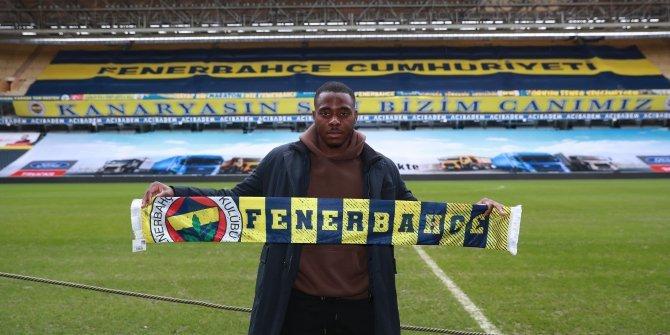 Fenerbahçe, Samuel'le 4.5 yıllık sözleşme imzaladı!