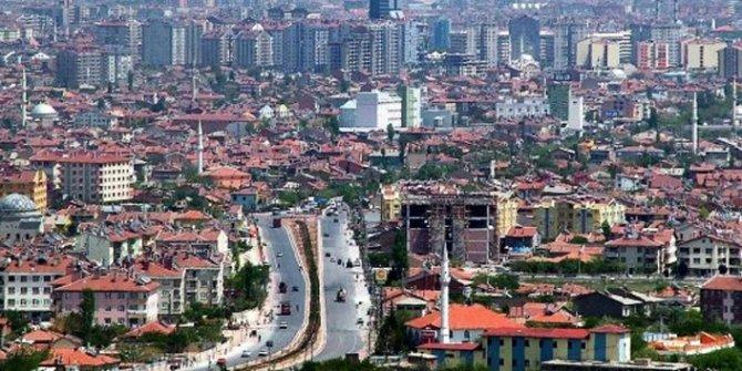 Konya'da 22 bin 84 metrekare tarla satışa çıktı