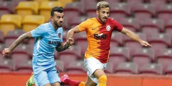 Gaziantep FK - Galatasaray maçı muhtemel 11'leri