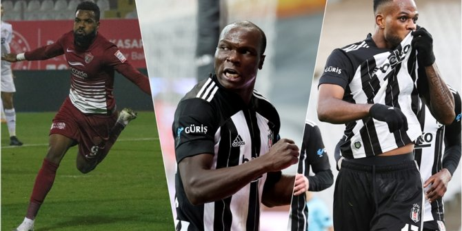 Avrupa'nın en formda golcüleri arasında Süper Lig'den 3 futbolcu yer alıyor