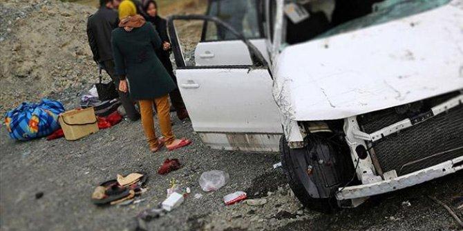 İran'da zincirleme kaza: 5 ölü