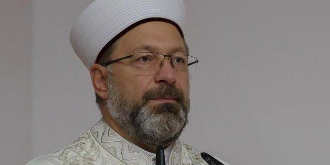 Ali Erbaş: İslami değerlerimize yönelik hadsiz saldırıyı kınıyorum