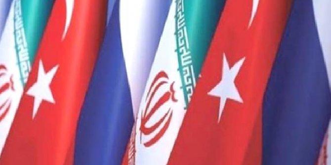 Suriye süreci hızlandı! Liderler Tahran'da buluşacak