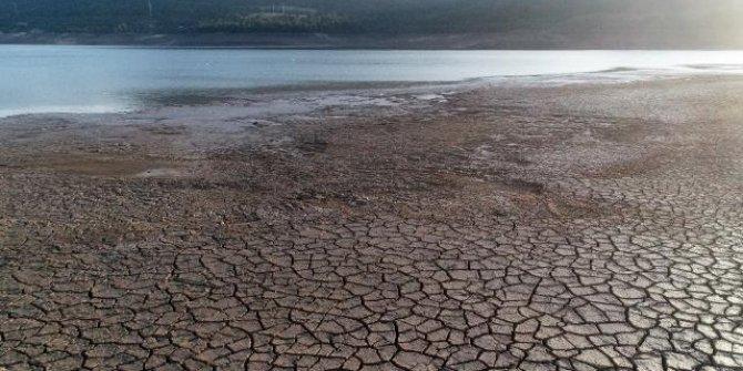 Tehlike kapıda: Yağışlarda yüzde 20 azalma görülecek