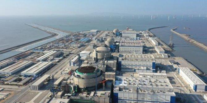 Çin ilk yerli nükleer reaktörünü kullanıma aldı