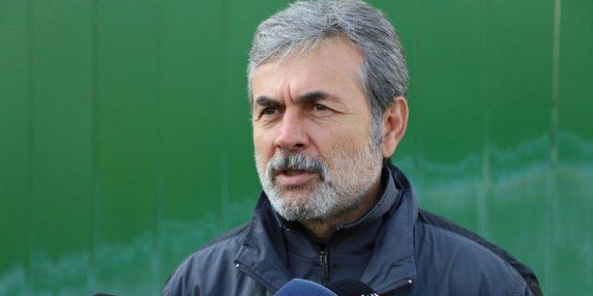 Başakşehir Aykut Kocaman'ı açıkladı