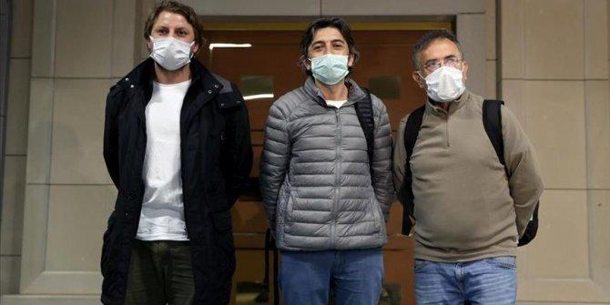 Turski mornari, koji su preživjeli napad na brod, stigli u Tursku