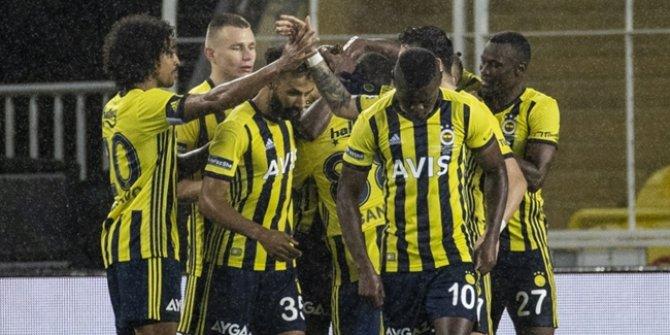 Fenerbahçe, Rize'yi tek golle geçti