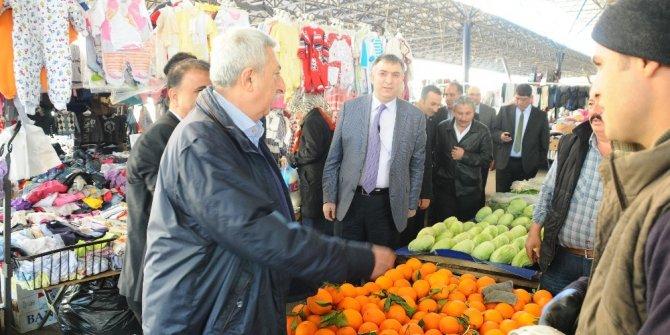 """TESK Genel Başkanı Palandöken: """"Online alışverişlerde gıda ürünlerine dikkat"""""""