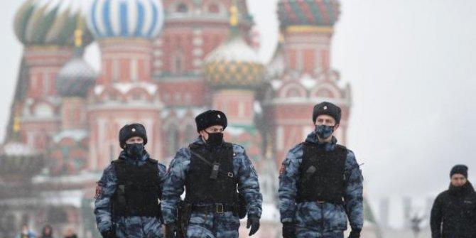 Rusya'da 'Navalny' gerilimi sürüyor