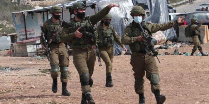 İsrail güçlerinin saldırısında 1 Filistinli şehit oldu