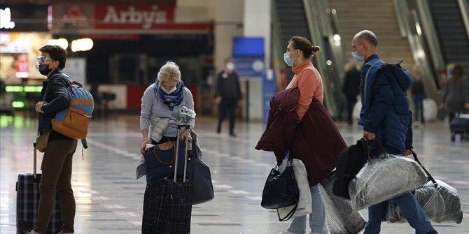 Salgın turist istatistiklerinde ezber bozdurdu