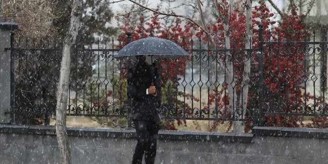 Marmara Bölgesi'nin batısı için kuvvetli yağış uyarısı