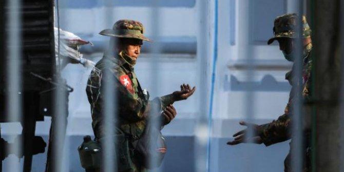 Avustralya, Myanmar'daki darbeye tepki gösterdi