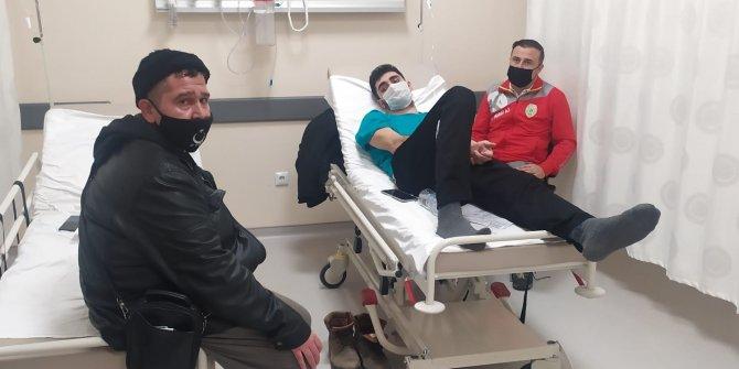 6 sporcu deplasman dönüşü zehirlendi! Konya'da tedavi altına alındılar