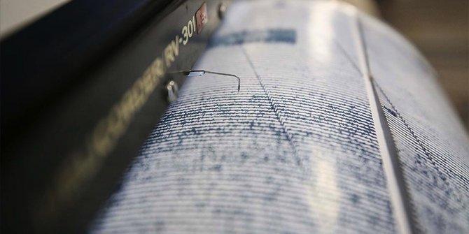 İzmir'de art arda depremler