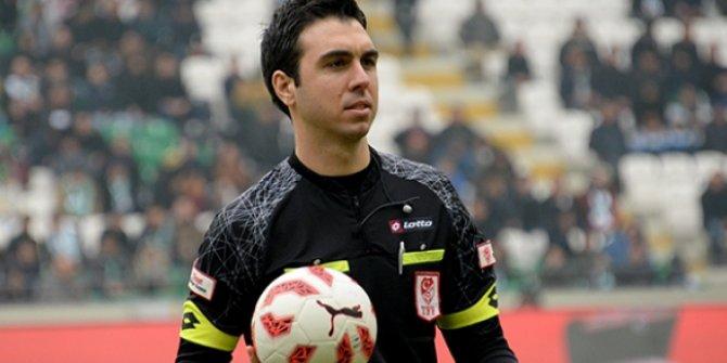 Süper Lig'de 23'üncü haftanın hakemleri belli oldu