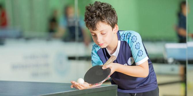 Selçuklu Belediyesi Masa Tenisi Turnuvası'nda kayıtlar başladı