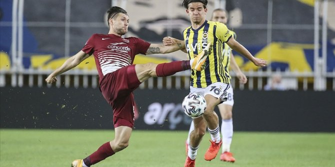 Lider Fenerbahçe, Atakaş Hatayspor'a konuk olacak