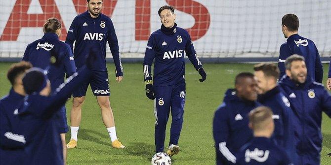 Mesut Özil Hatayspor maçının kadrosunda