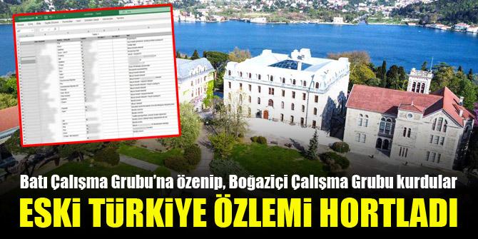 Boğaziçi'nde eski Türkiye özlemi