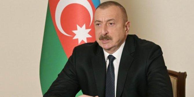 Azerbaycan Cumhurbaşkanı Aliyev'den Batılı ülkelere aşı eleştirisi