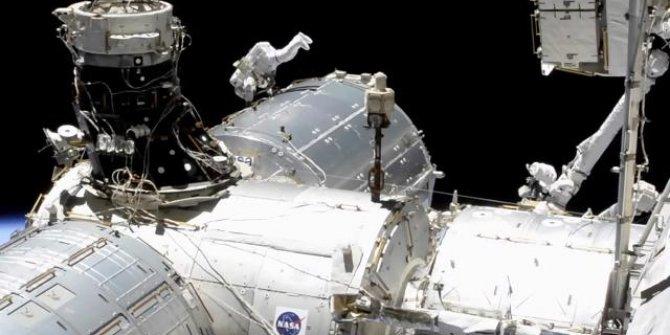 İkinci uzay yürüyüşü tamamlandı