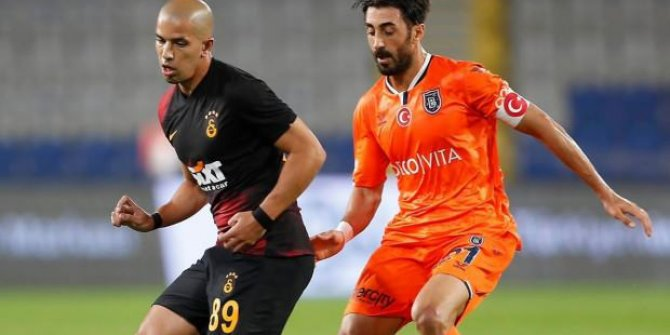 Galatasaray - Medipol Başakşehir! Muhtemel 11'ler