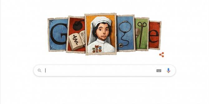 Google Türkiye'nin ilk kadın doktoru Safiye Ali'yi unutmadı