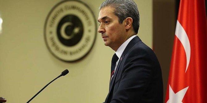 Kosovo's embassy move violates UN resolutions: Turkey