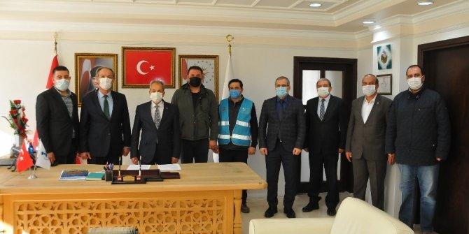 Akşehir Belediyesi'nde toplu iş sözleşmesi