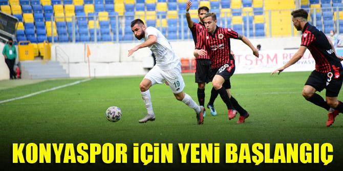 Konyaspor için yeni başlangıç