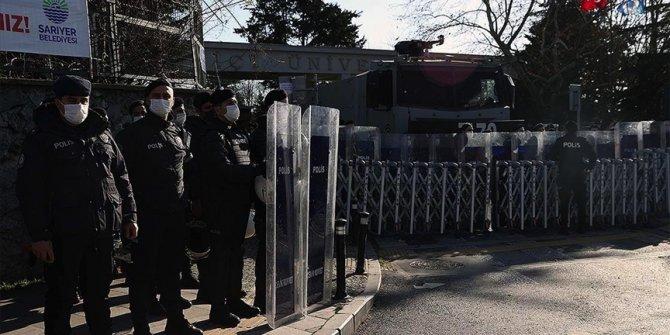 İstanbul Valiliği: Gözaltına alınan 159 şüpheliden 102'si Boğaziçi Üniversitesinde okumuyor