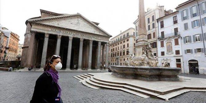 İtalya'da son 24 saatte 499 can kaybı