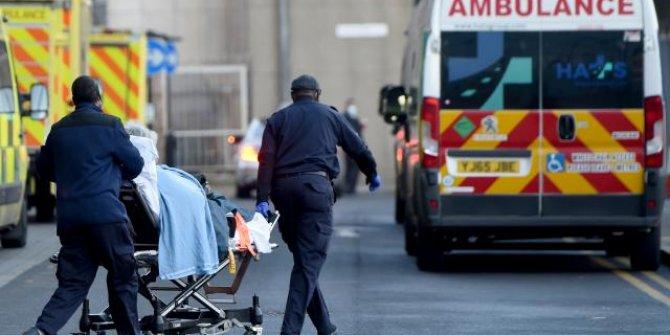 İngiltere'de bir günde koronavirüsten 1449 kişi yaşamını yitirdi