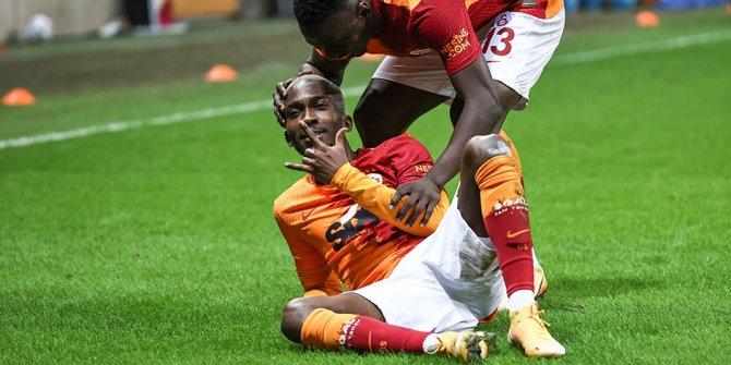 Galatasaray, Başakşehir'i 3 golle yendi