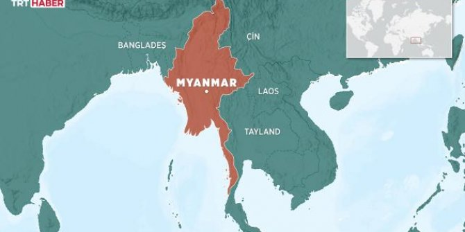 Myanmar'da darbe sonrası ilk kabine toplantısı yapıldı