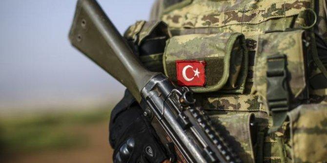 Bahar Kalkanı bölgesinde yaralanan asker şehit oldu