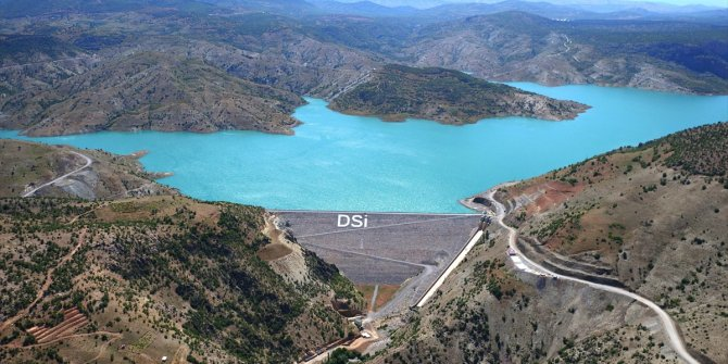 DSİ son 18 yılda Konya'da 21 baraj, 30 gölet inşa etti