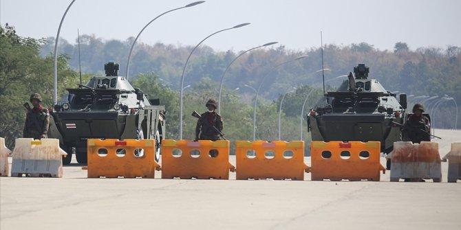 G-7 ülkeleri ve AB, Myanmar'daki askeri darbeyi kınadı