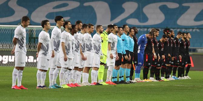 Konyaspor ile Gençlerbirliği arasında yine golsüz beraberlik