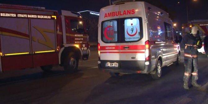 Ankara-İstanbul yolunda zincirleme kaza: 3 yaralı